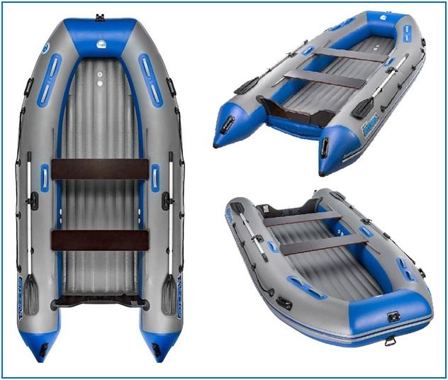 Надувные лодки ПВХ Штормлайн Классик Эйр