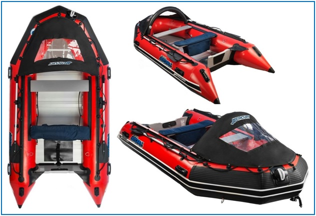 Надувные лодки ПВХ Штормлайн Хэви Дьюти Ал