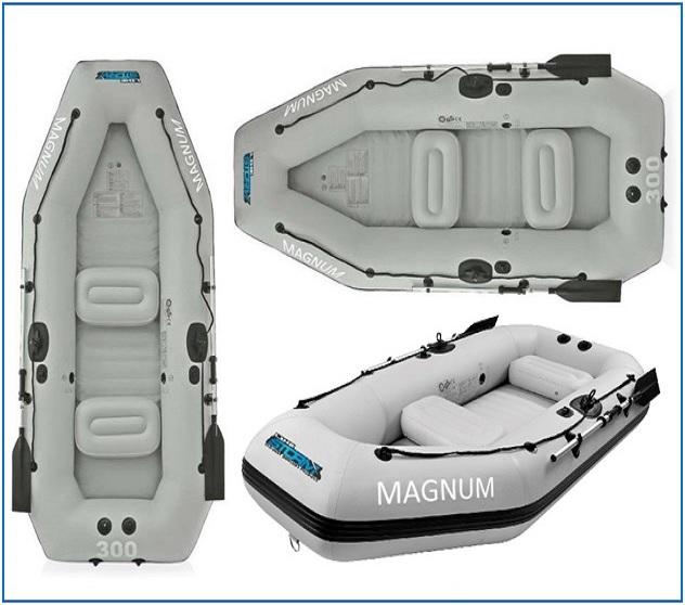 Надувные лодки ПВХ Штормлайн Магнум