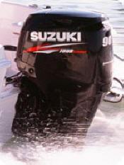 Suzuki DF 90 TL Jet Drive