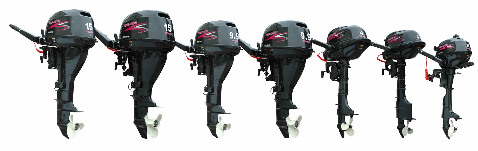Подвесные лодочные моторы Yamabisi