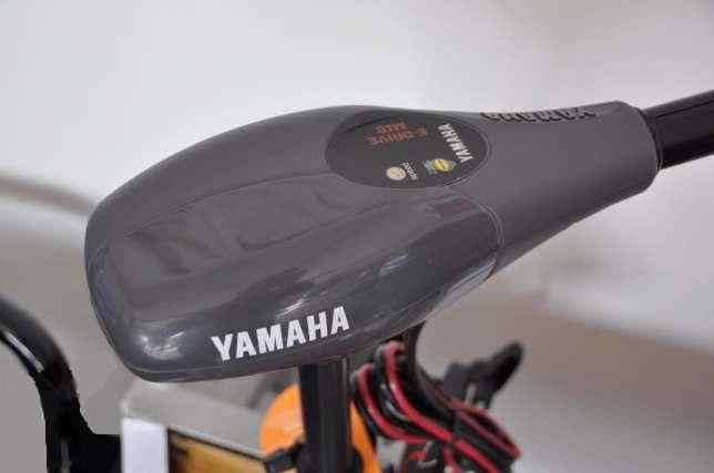 Лодочный электромотор Yamaha M18