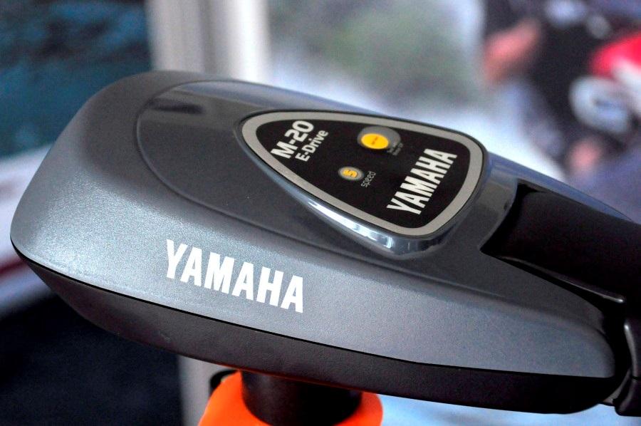 Лодочный электромотор Yamaha M20