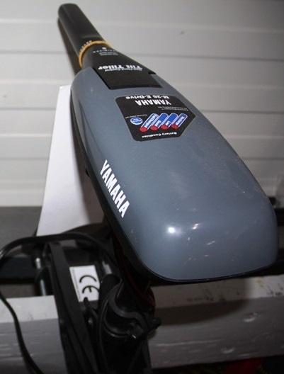 Лодочный электромотор Yamaha M26