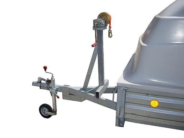 механические лебедки для того лодочных прицепов